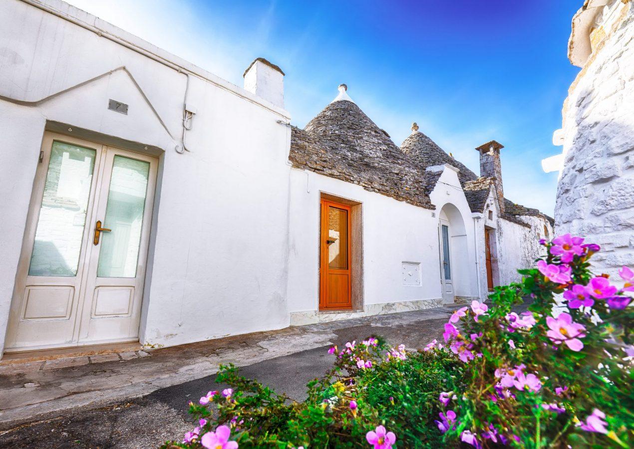 Le più belle case vacanza del Salento